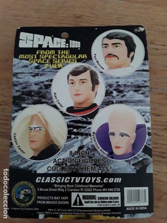 Figuras y Muñecos Mego: Space 1999 Alan Carter - Foto 2 - 221458720
