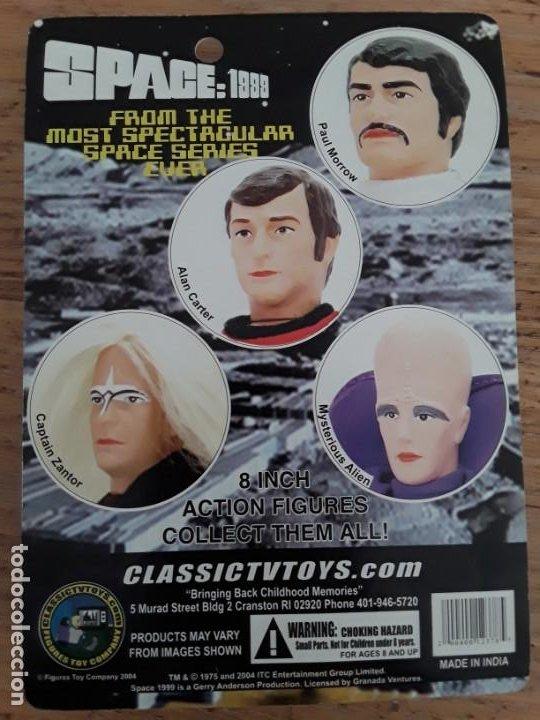 Figuras y Muñecos Mego: Space 1999 Mysterious Alien - Foto 2 - 221458840