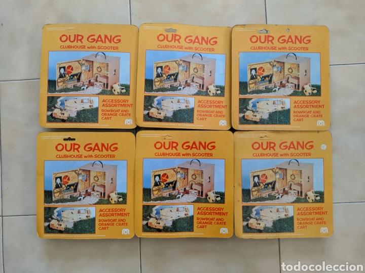 Figuras y Muñecos Mego: Mego Our Gang la Pandilla tamaño Madelman - Foto 2 - 222530223