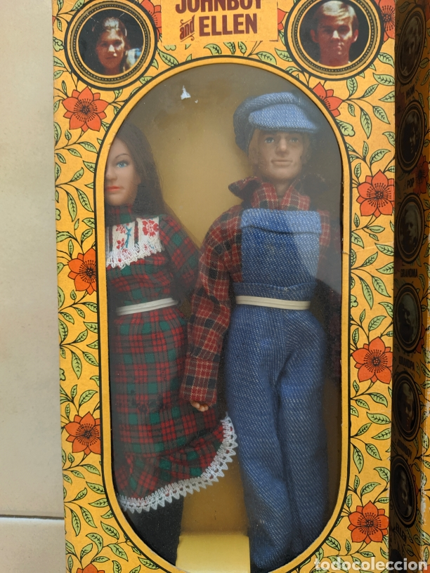 Figuras y Muñecos Mego: Mego los Walton a Estrenar año 1974 estilo Madelman - Foto 2 - 222533858