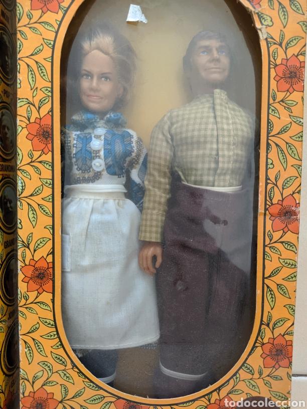 Figuras y Muñecos Mego: Mego los Walton a Estrenar año 1974 estilo Madelman - Foto 3 - 222533858