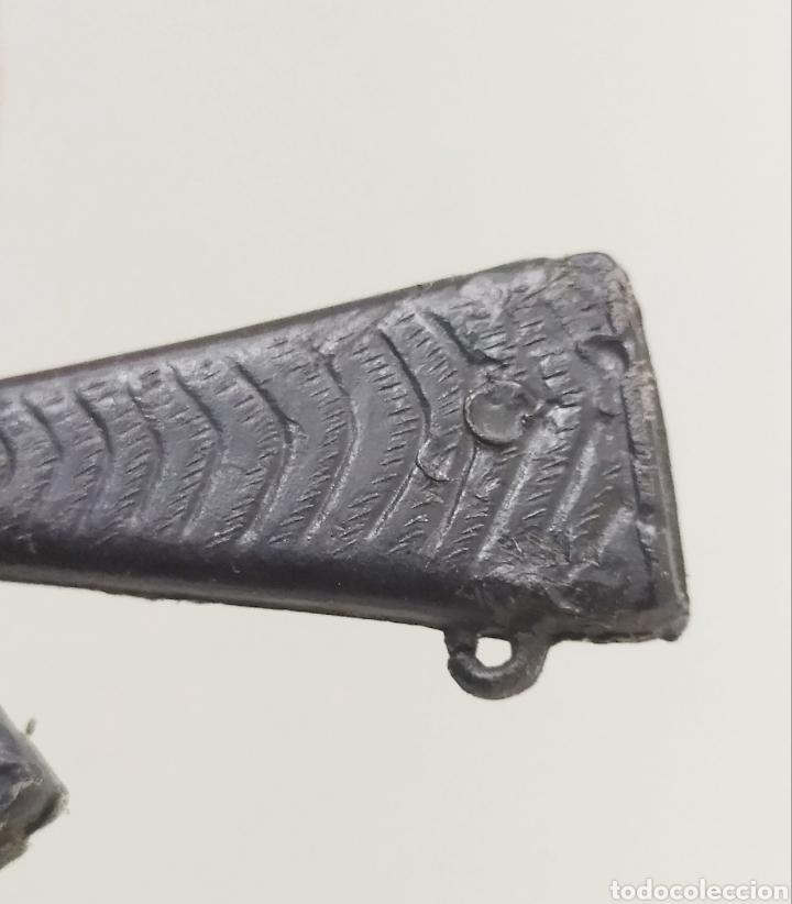 Figuras y Muñecos Mego: Arma Accesorio mego fusil escopeta ametralladora Figura acción muñeco Big Jim geyperman - Foto 3 - 229634180