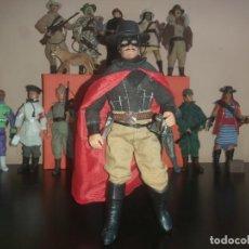 Figuras y Muñecos Mego: MEGO. EL ZORRO. DON DIEGO DE LA VEGA. HISTÓRICO. SERIE HEROES. Lote 230102720