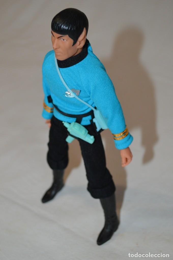 Figuras y Muñecos Mego: Star Trek. Mr. Spock. Cinco figuras de acción dibujadas. Mego. 1974. Paramount. romanjuguetesymas. - Foto 9 - 231226765