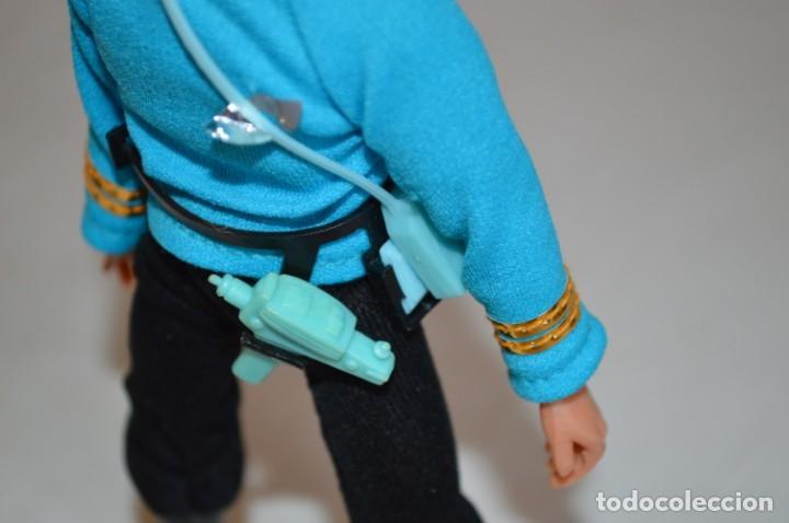 Figuras y Muñecos Mego: Star Trek. Mr. Spock. Cinco figuras de acción dibujadas. Mego. 1974. Paramount. romanjuguetesymas. - Foto 11 - 231226765