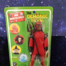 Figuras y Muñecos Mego: MAD MONSTERS SERIES 2 - MEGO REEDICIÓN - THE DEMONIC DEVIL. Lote 235382270
