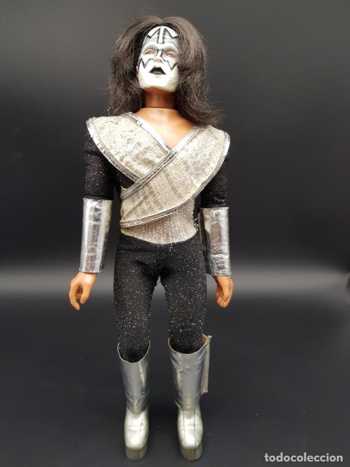 """Figuras y Muñecos Mego: Vintage Mego 1978 Kiss 12"""" figura Ace Frehley Rock N Roll - Foto 2 - 242295720"""