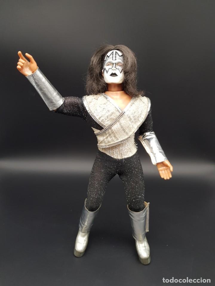 """Figuras y Muñecos Mego: Vintage Mego 1978 Kiss 12"""" figura Ace Frehley Rock N Roll - Foto 7 - 242295720"""