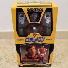 Figure e Bambolotti Mego: ROBOTMAN TAKARA BIOTRON MICRONAUTS MIB. Lote 251397490
