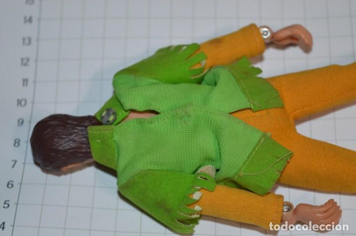 Figuras y Muñecos Mego: Robin Hood - Antigua figura MEGO - Año 1974 - Made In Hong Kong ¡Muy difícil/rara, mira fotografías! - Foto 9 - 251874480