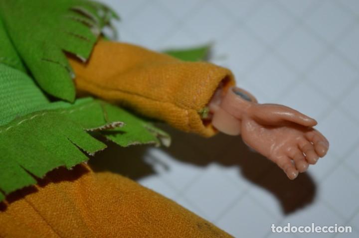 Figuras y Muñecos Mego: Robin Hood - Antigua figura MEGO - Año 1974 - Made In Hong Kong ¡Muy difícil/rara, mira fotografías! - Foto 12 - 251874480