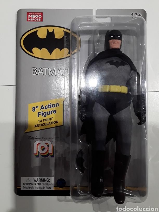 FIGURA BATMAN MEGO (Juguetes - Figuras de Acción - Mego)