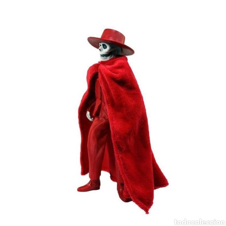 Figuras y Muñecos Mego: FIGURA PHANTOM OF THE OPERA MASQUE OF THE RED DEATH MEGO - Foto 2 - 262167890