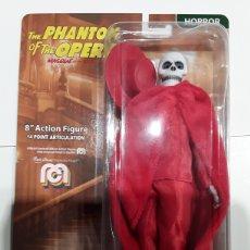 Figuras y Muñecos Mego: FIGURA PHANTOM OF THE OPERA MASQUE OF THE RED DEATH MEGO. Lote 262167890