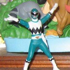 Figuras y Muñecos Power Rangers: POWER RANGERS GACHAPOON RECORTITOS VPA. Lote 17061638