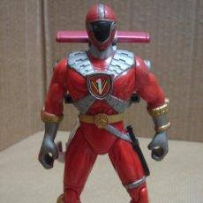 Figuras y Muñecos Power Rangers: FIGURA POWER RANGERS DE BANDAI AÑO 1999 CON MOCHILA. Lote 23504505