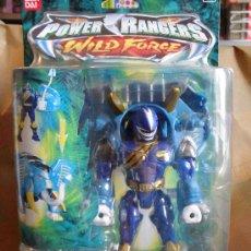 Figuras y Muñecos Power Rangers: OOWER RANGERS WILD FORCE ZORD ELEFANTE. Lote 178627295