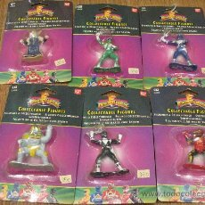 Figuras y Muñecos Power Rangers: POWER RANGERS. Lote 25869696