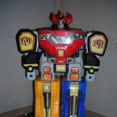 Figuras y Muñecos Power Rangers: (M) MAZINGER Z - MARCA MARCHON 1994 CHINA - 37 X 25 CM, SEÑALES DE USO. Lote 27003208