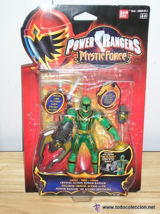 POWER RANGERS MIS IC FORCE - NUEVO A ESTRENAR (Juguetes - Figuras de Acción - Power Rangers)