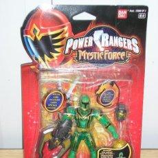Figuras y Muñecos Power Rangers: POWER RANGERS MIS IC FORCE - NUEVO A ESTRENAR. Lote 27883044