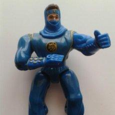 Figuras y Muñecos Power Rangers: FIGURA NINJA RANGER AZUL POWER RANGERS BANDAI 1995. Lote 180028598