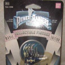 Figuras y Muñecos Power Rangers: POWER RANGERS,THE MOVIE,BANDAI,1995,BLISTER,A ESTRENAR. Lote 32144299