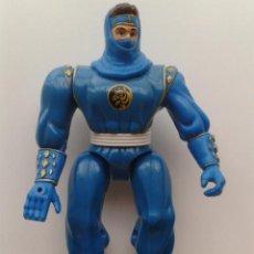 Figuras y Muñecos Power Rangers: FIGURA NINJA RANGER AZUL POWER RANGERS BANDAI 1995. Lote 40188259