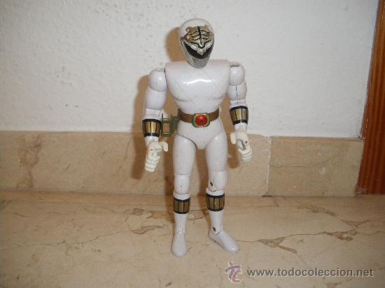 Figuras y Muñecos Power Rangers: POWER RANGERS MIDE 20 CM, BANDAI AÑO 1993, 111-1 - Foto 5 - 32748567