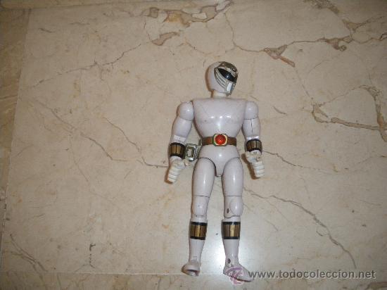 Figuras y Muñecos Power Rangers: POWER RANGERS MIDE 20 CM, BANDAI AÑO 1993, 111-1 - Foto 4 - 32748567