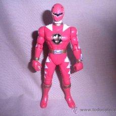 Figuras y Muñecos Power Rangers: POWER RANGERS ROJO DE BANDAI. Lote 33364328