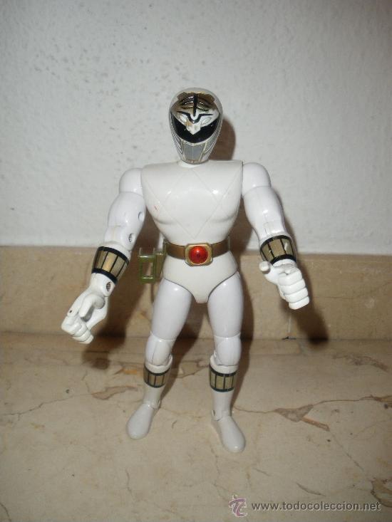 POWER RANGERS 20 CM BANDAI 1993, 111-1 (Juguetes - Figuras de Acción - Power Rangers)