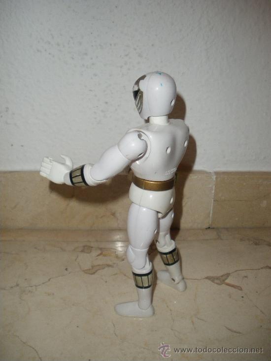 Figuras y Muñecos Power Rangers: POWER RANGERS 20 CM BANDAI 1993, 111-1 - Foto 5 - 34016798