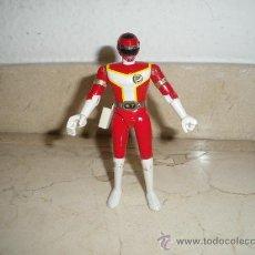 Figuras y Muñecos Power Rangers: DIFICIL POWER RANGERS G.T. BANDAI TOEI/TF1 AÑO 1989 MIDE 11,5 CM, 111-1. Lote 33831353