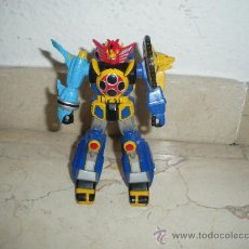 Figuras y Muñecos Power Rangers: FIGURA POWER RANGERS BANDAI 2002 MIDE 13 CM, 111-1. Lote 33832579