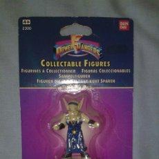 Figuras y Muñecos Power Rangers: FIGURA POWER RANGERS EN BLISTER BANDAI. Lote 34359200