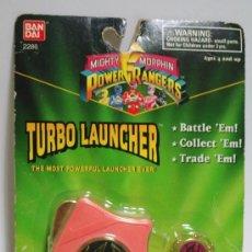 Figuras y Muñecos Power Rangers: TURBO LAUNCHER. POWER RANGERS. Lote 35642711