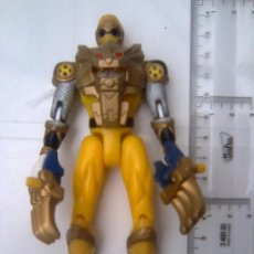 Figuras y Muñecos Power Rangers: POWER RANGERS AMARILLO - NINJA STORM - MUÑECO - FIGURA. Lote 36414172