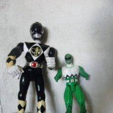 Figuras y Muñecos Power Rangers: LOTE POWER RANGERS . Lote 37312062