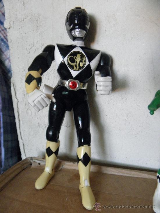Figuras y Muñecos Power Rangers: lote power rangers - Foto 2 - 37312062