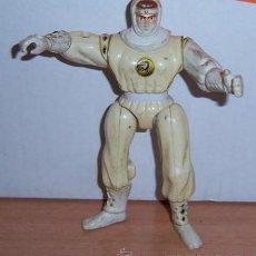 Figuras y Muñecos Power Rangers: POWER RANGER NINJA BLANCO - BANDAI 1995. Lote 37632515