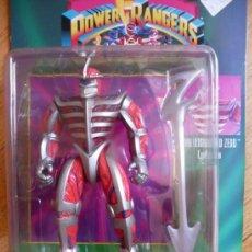 Figuras y Muñecos Power Rangers: POWER RANGERS. FIGURA LORD ZEDD. DEMONIO ALIENIGENA CON ACCIÓN. BANDAI. A ESTRENAR. AÑOS 90. Lote 37687656