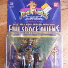 Figuras y Muñecos Power Rangers - POWER RANGERS. FIGURA MASTER VILE. DEMONIO ALIENIGENA CON ACCIÓN. BANDAI. A ESTRENAR. AÑOS 90 - 37687761