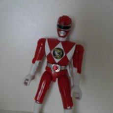 Figuras y Muñecos Power Rangers: FIGURA POWER RANGERS ROJO 1993 93 BANDAI. Lote 37834924