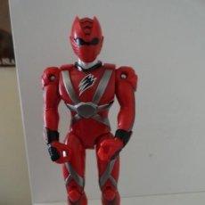 Figuras y Muñecos Power Rangers: POWER RANGERS ROJO BANDAI 2007. Lote 38011590
