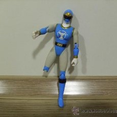 Figuras y Muñecos Power Rangers: FIGURA POWER RANGER AZUL. Lote 38673525
