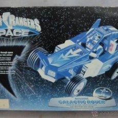 Figuras y Muñecos Power Rangers: POWER RANGERS SPACE, GALACTIC ROVER, DE BANDAI, EN CAJA. CC. Lote 39428231