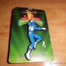 Figuras y Muñecos Power Rangers: POWER RANGERS PIN GRANDE 1994 NUEVO EN SU BLISTER ORIGINAL. Lote 40544270