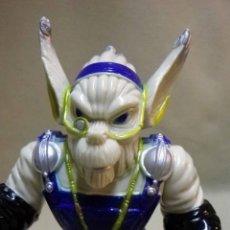 Figuras y Muñecos Power Rangers: FINSTER ALIEN, VILLANO DE LOS POWER RANGERS, BANDAI, 1993, 20 CM. Lote 40761211
