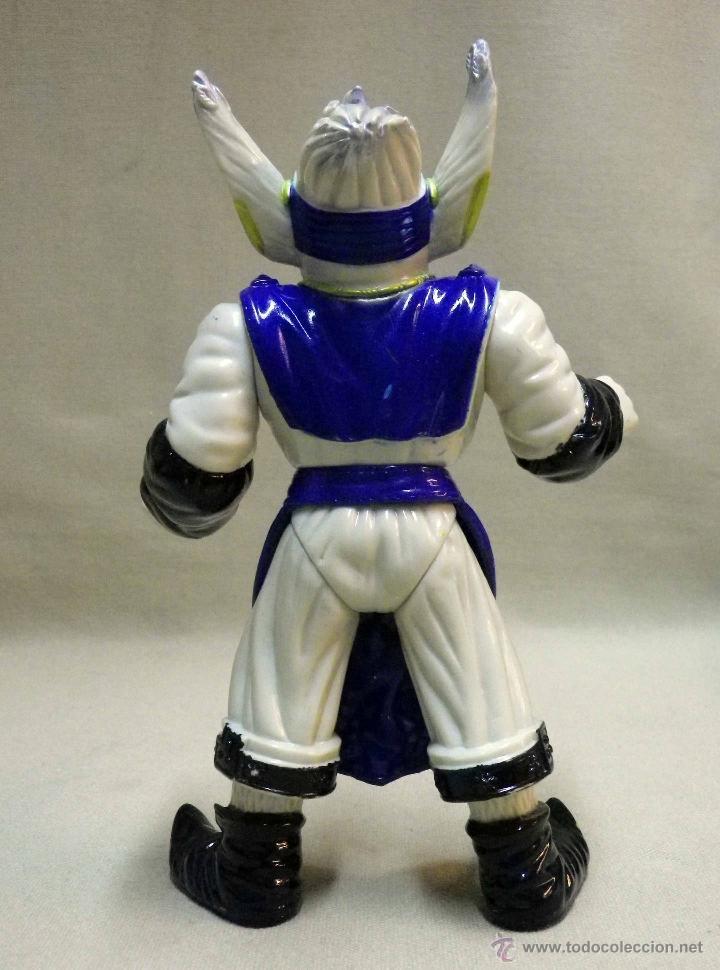 Figuras y Muñecos Power Rangers: FINSTER ALIEN, VILLANO DE LOS POWER RANGERS, BANDAI, 1993, 20 cm - Foto 6 - 40761211